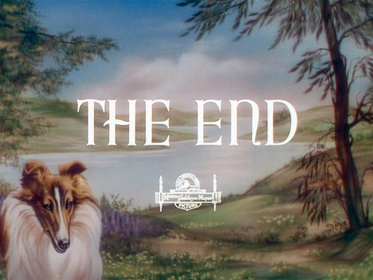 Lassie Come Home Film Ende